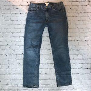 NEW H&M skinny jeans sz 12